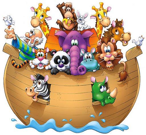 Imagenes animalitos del arca de noe - Imagui