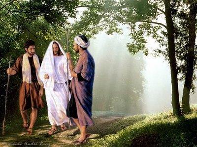 JESÚS Y NATANAEL