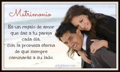 Matrimonio: Promesa eterna